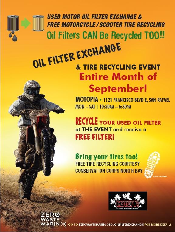 Filter Exchange Sept