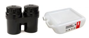 oil filter and drain pan