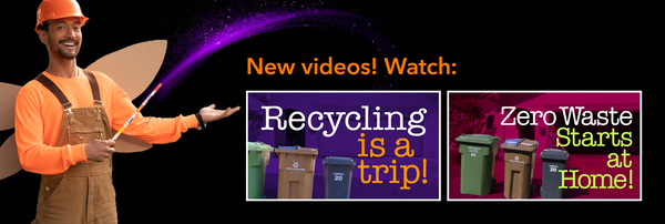recycling fairy videoimage